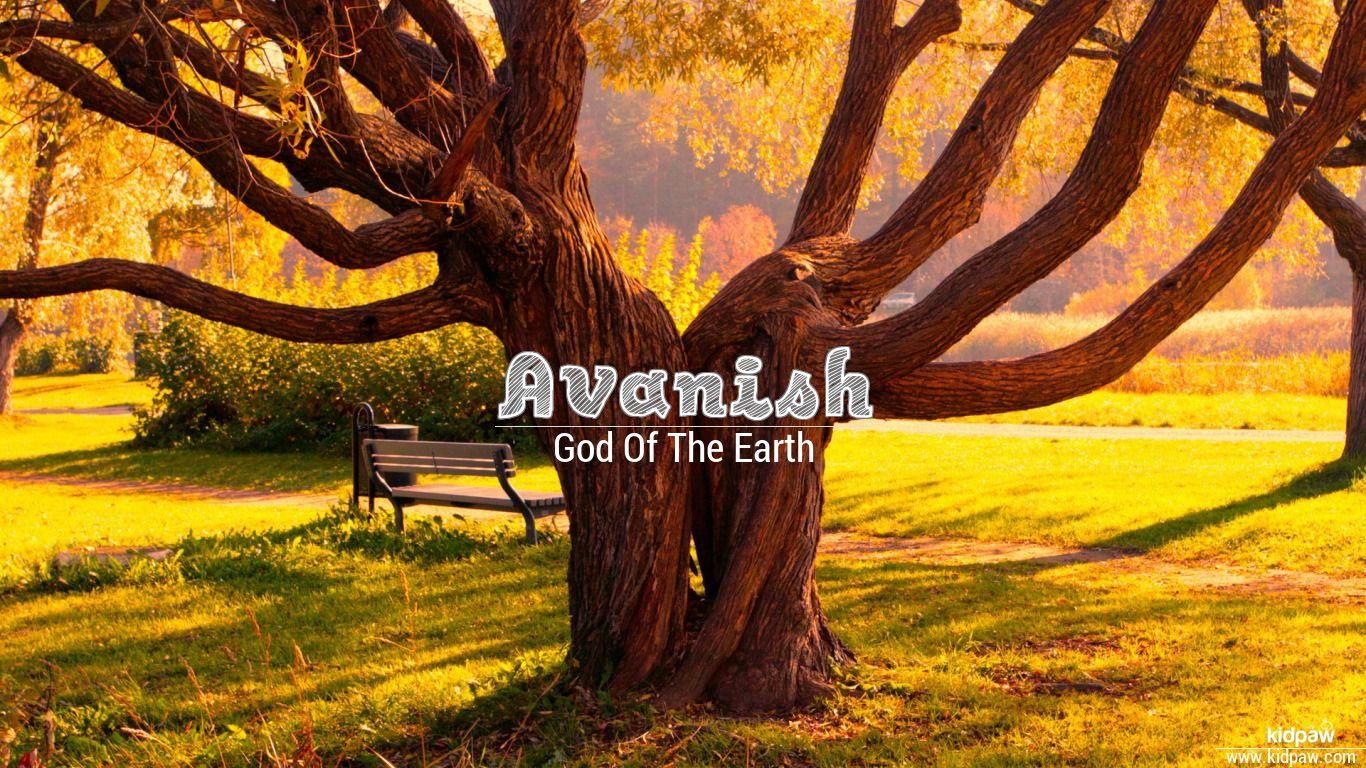 avaneesh meaning in marathi