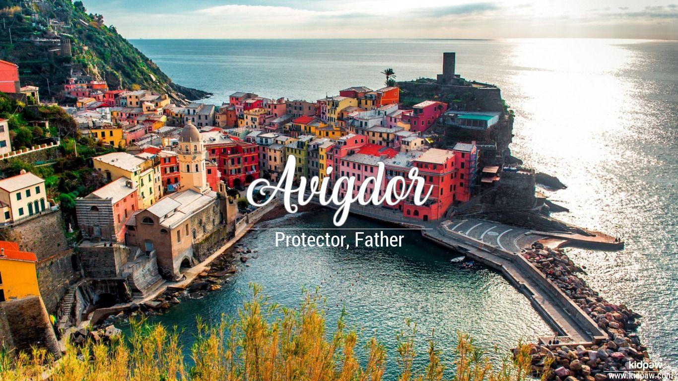 Avigdor beautiful wallper