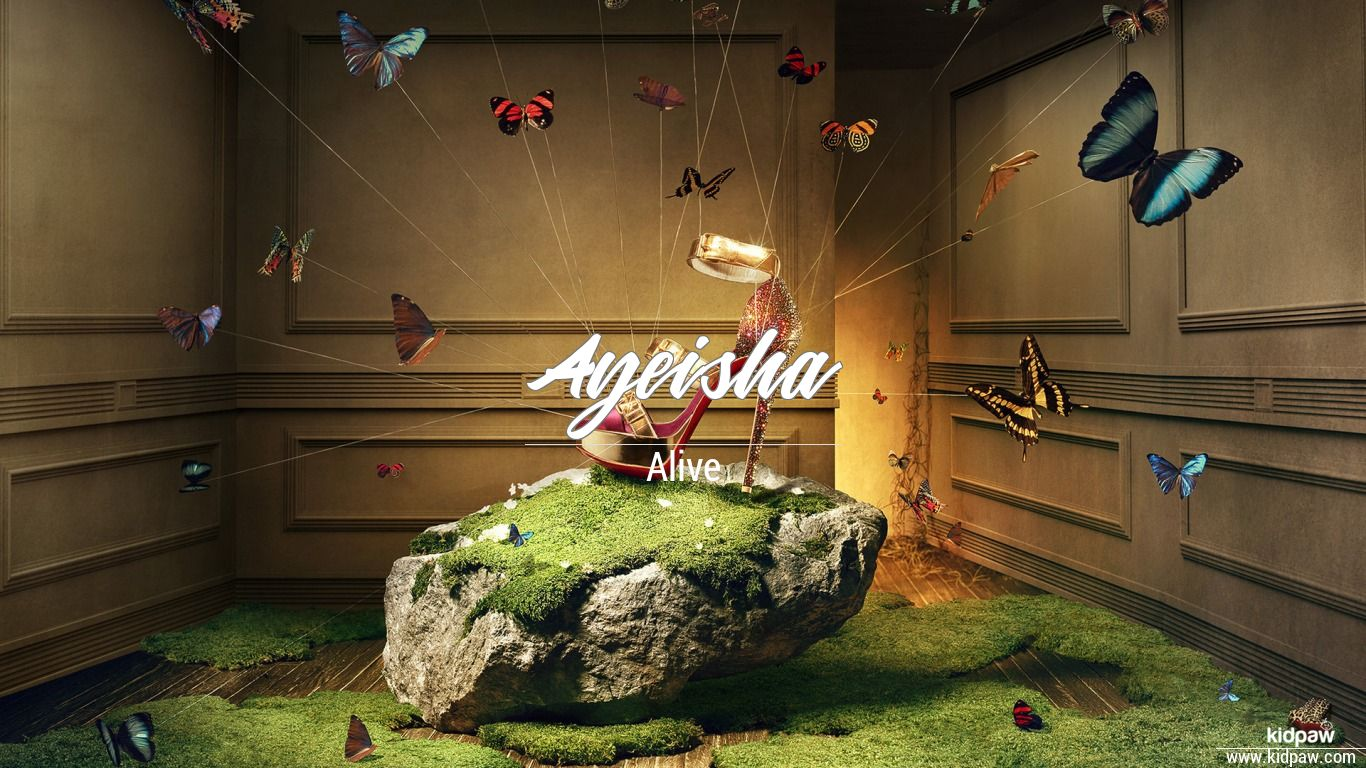 عيشة | Ayeisha Name Meaning in Urdu, Arabic names for Girls