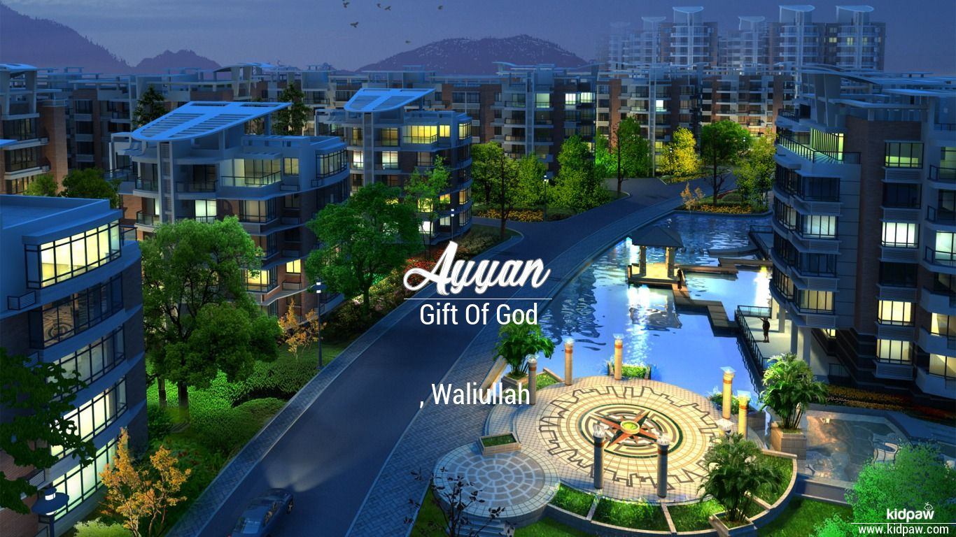 Ayyan beautiful wallper