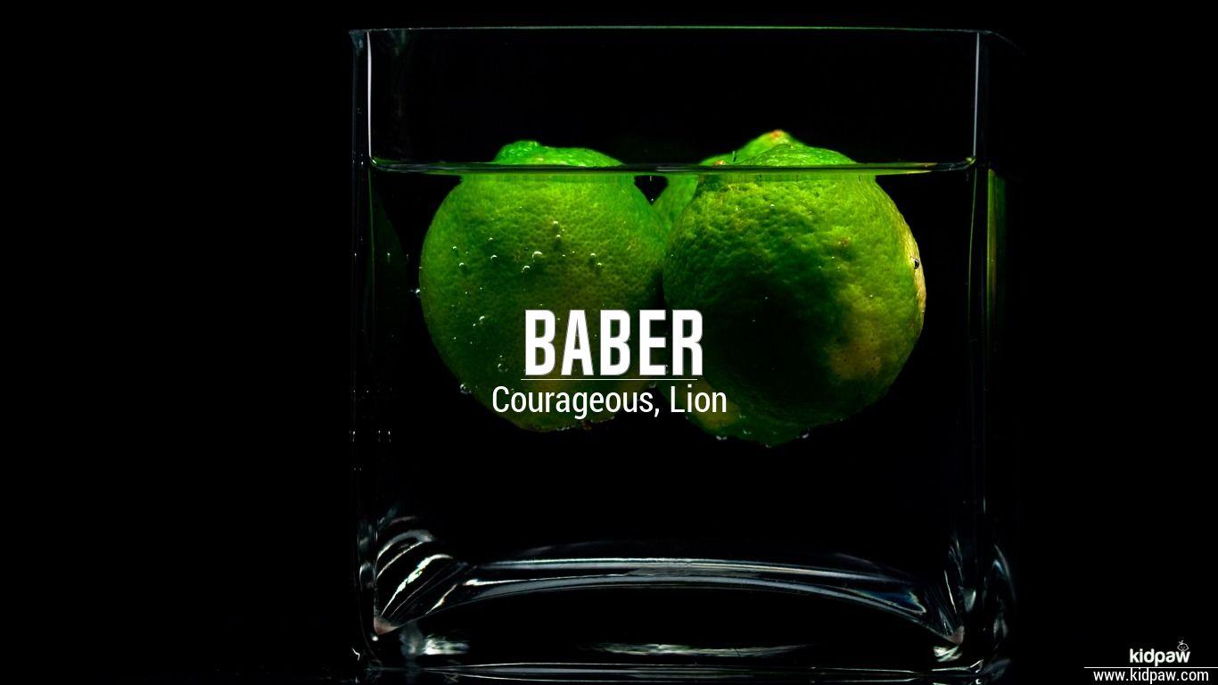 Baber beautiful wallper