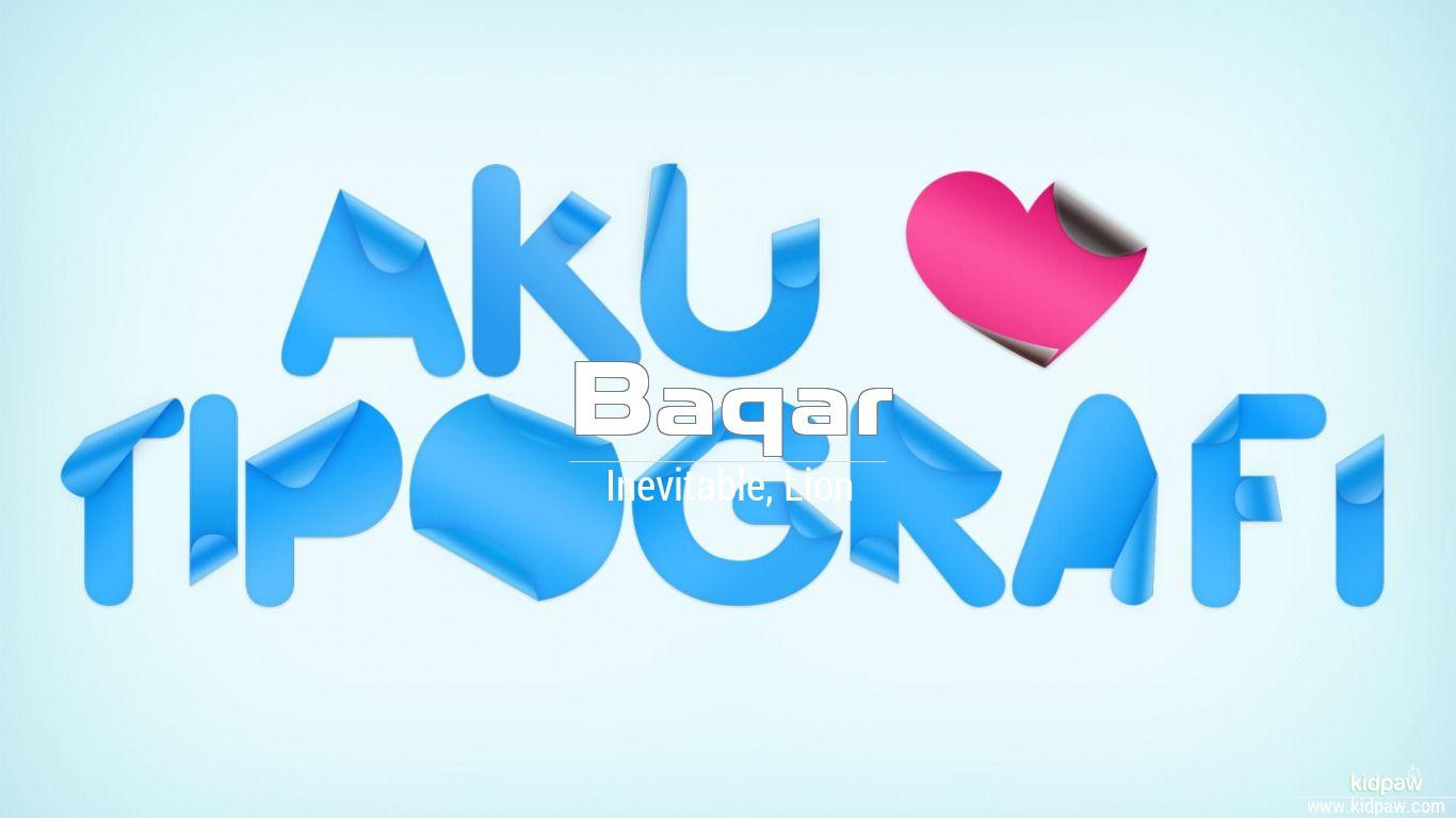 Baqar beautiful wallper