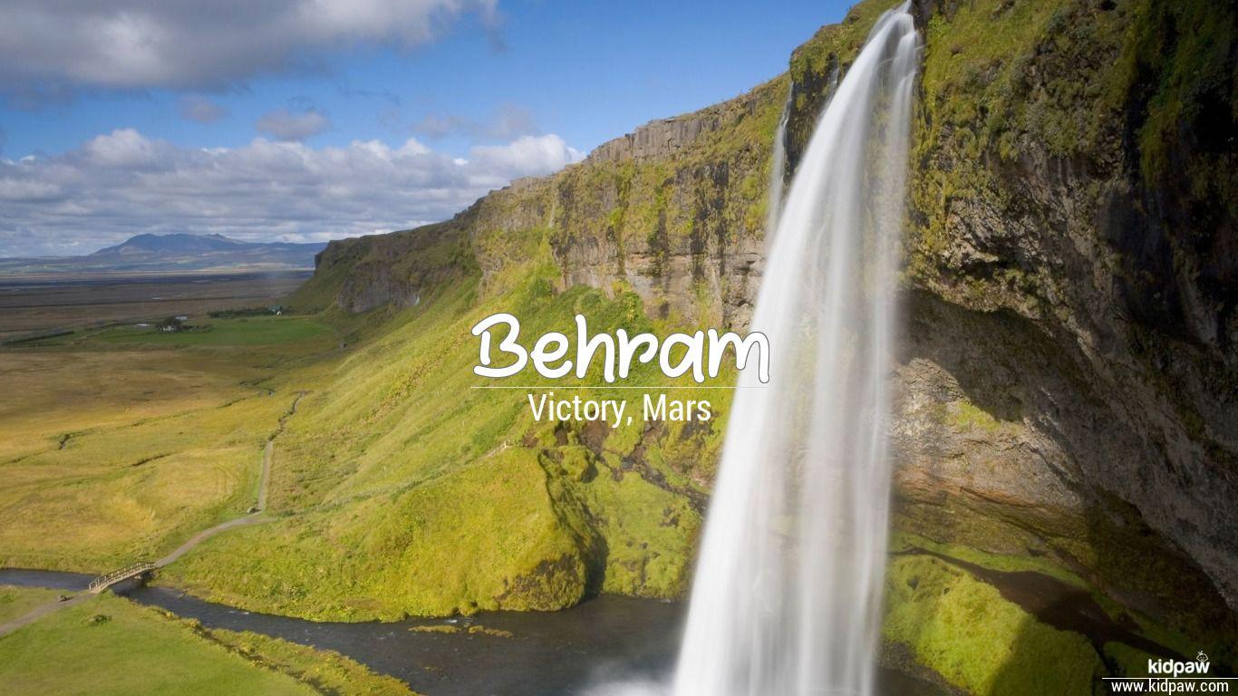Behram beautiful wallper