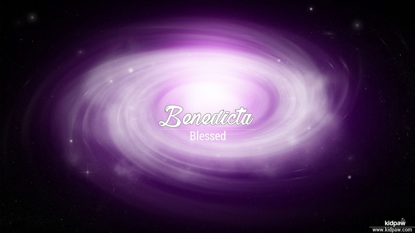 Benedicta beautiful wallper