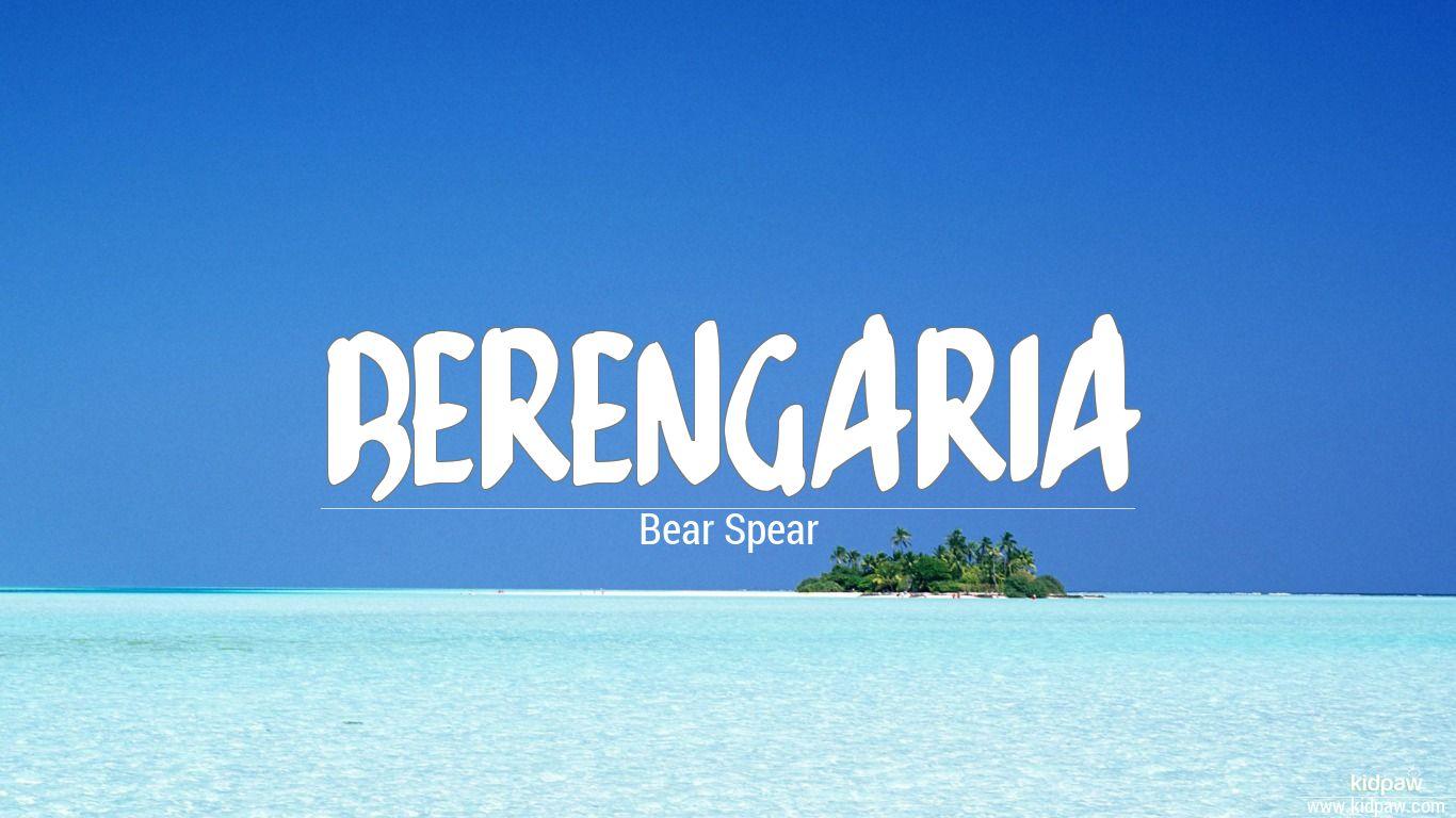 Berengaria beautiful wallper