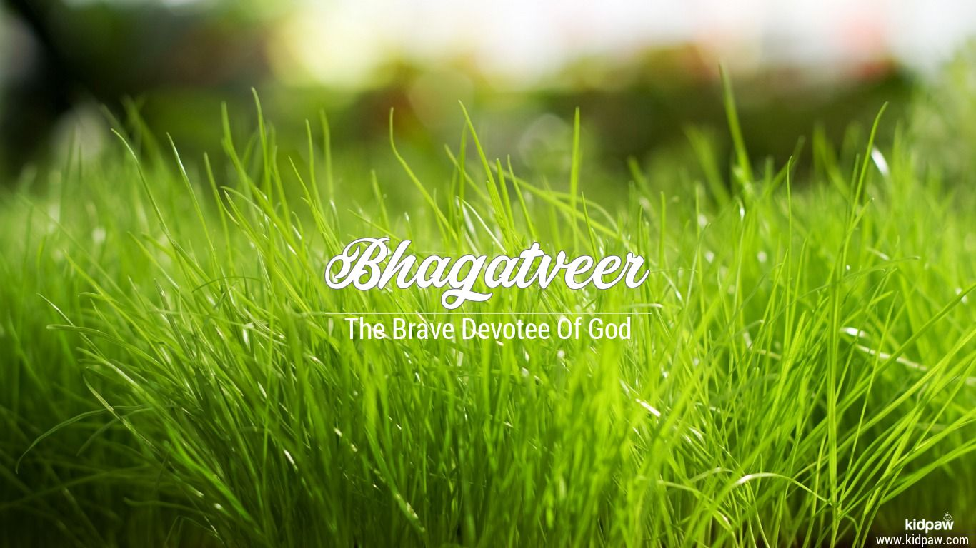 Bhagatveer beautiful wallper