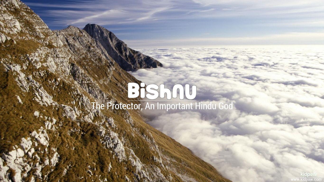Bishnu beautiful wallper