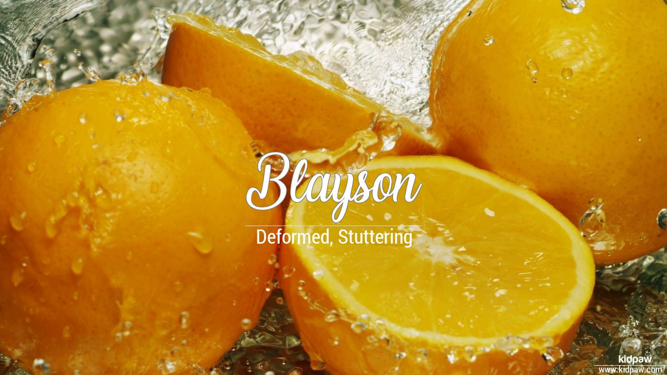 Blayson beautiful wallper