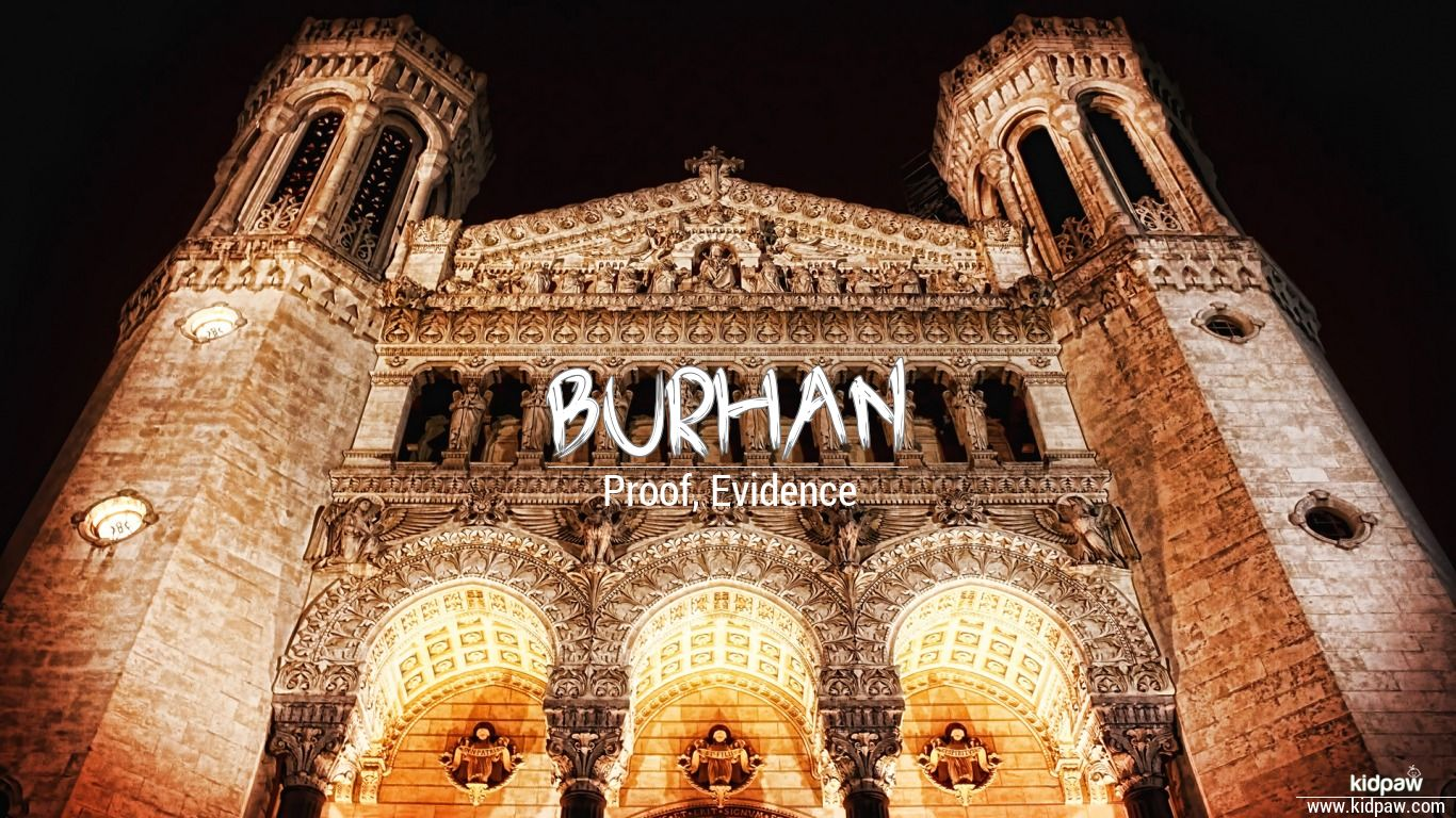 Burhan beautiful wallper