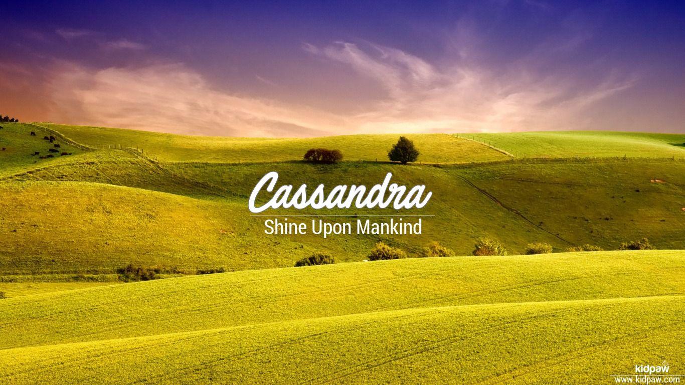 Cassandra beautiful wallper