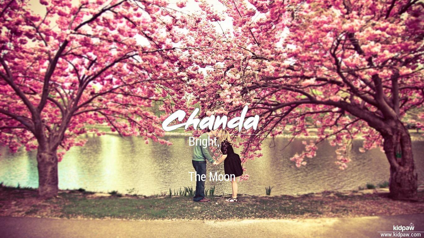 Chanda beautiful wallper