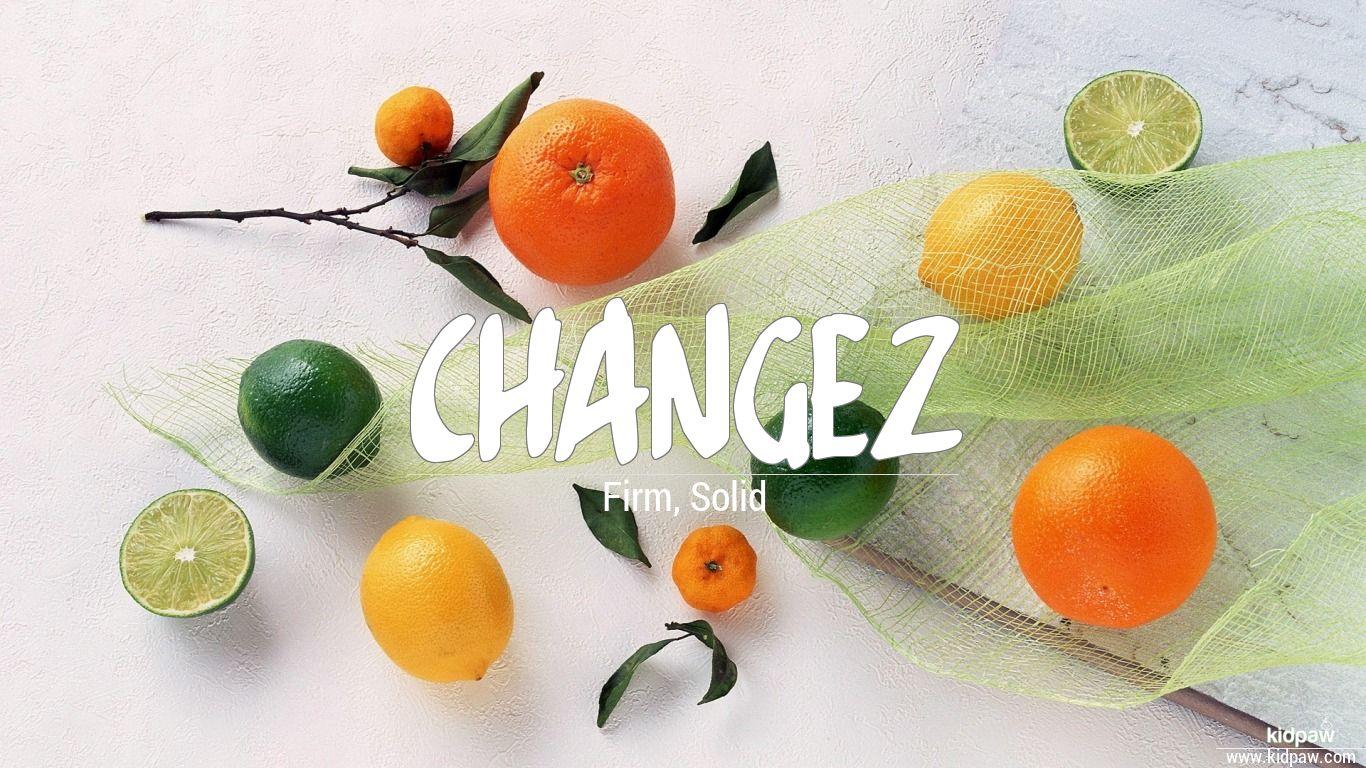 Changez beautiful wallper
