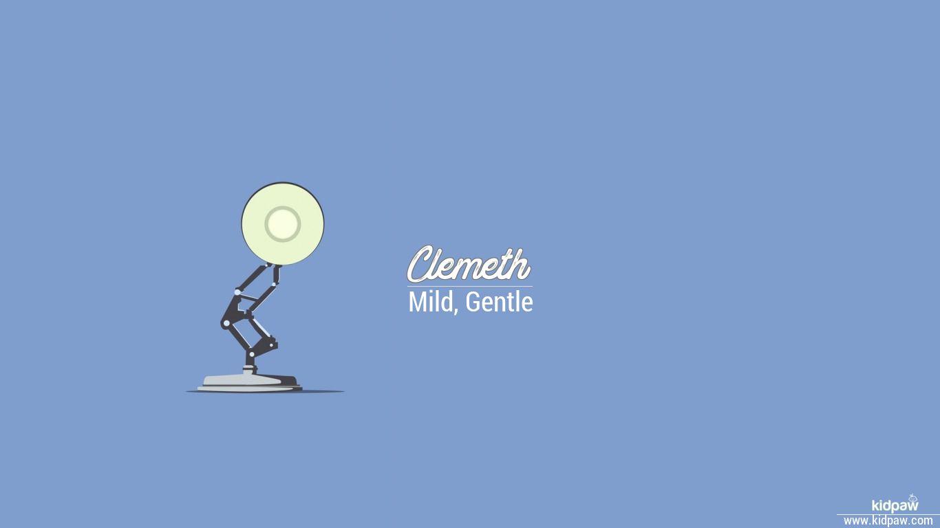 Clemeth beautiful wallper