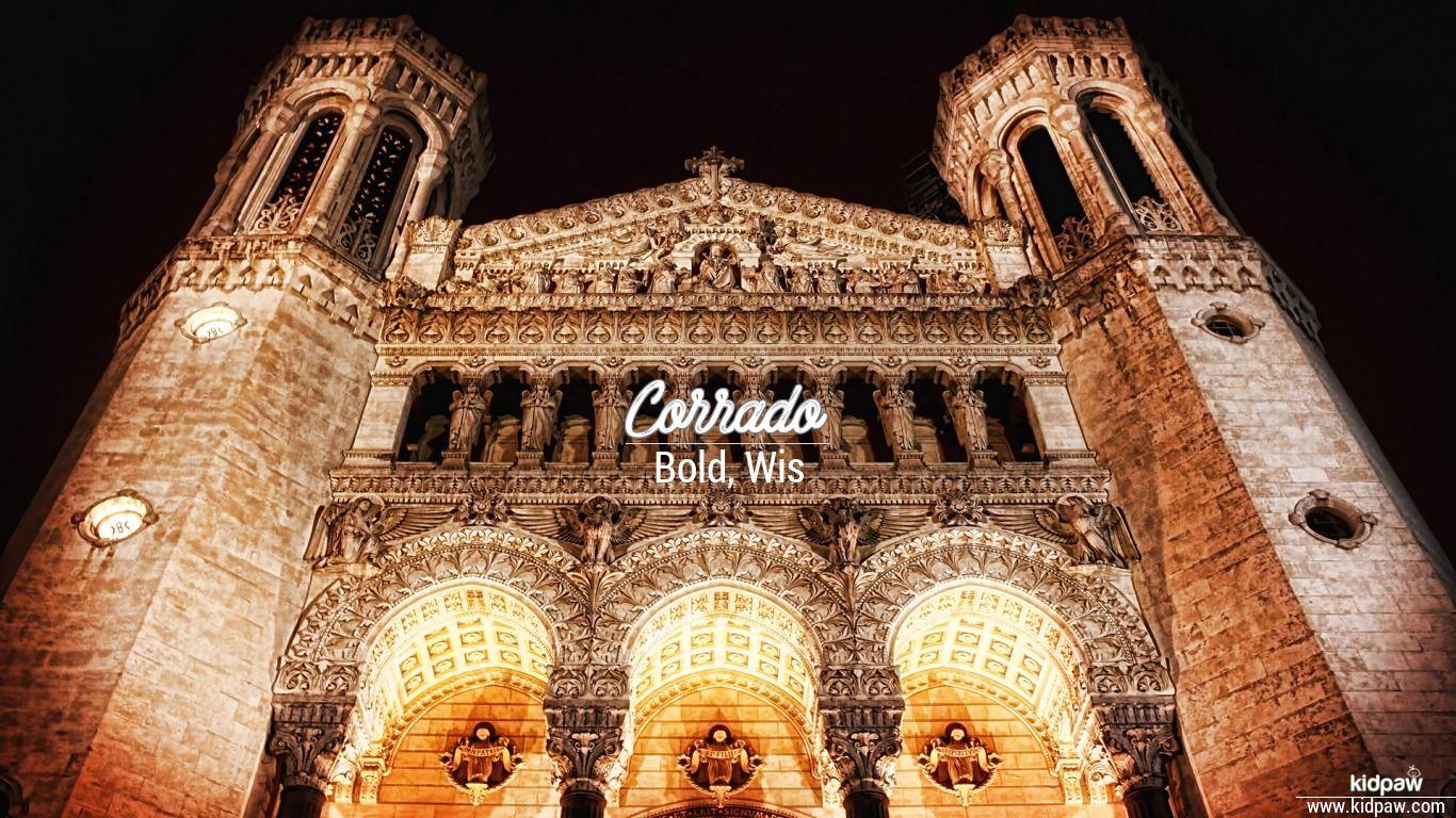 Corrado beautiful wallper