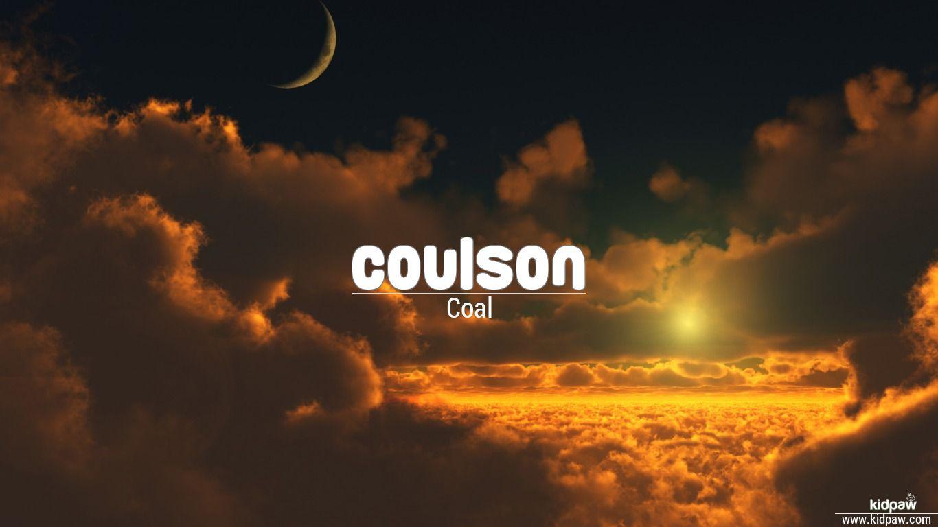 Coulson beautiful wallper