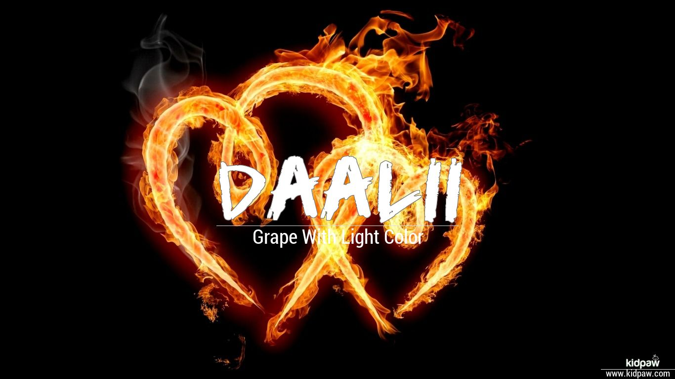 Daalii beautiful wallper