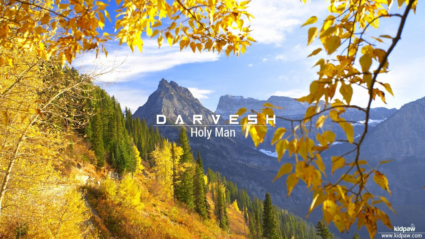 Darvesh beautiful wallper