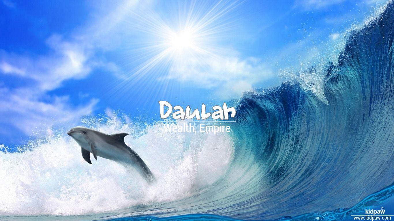 Daulah beautiful wallper