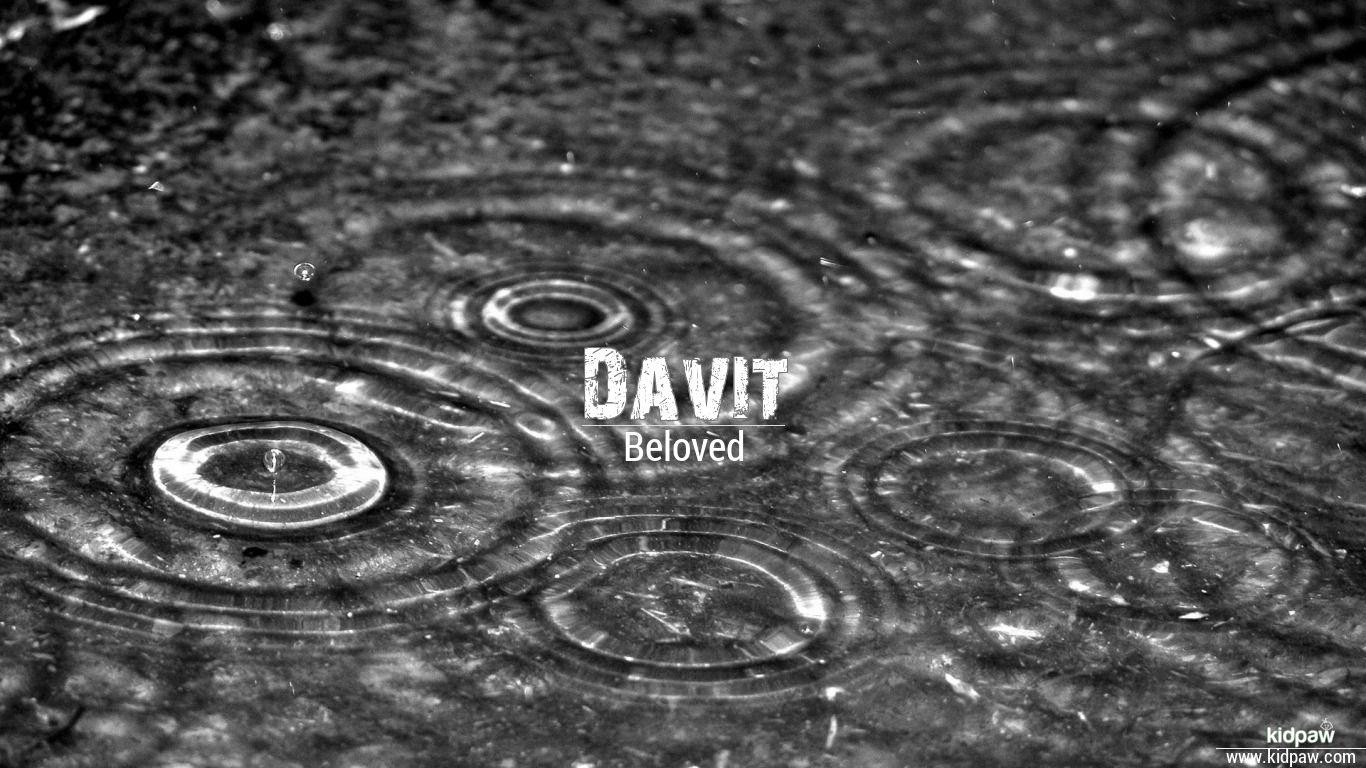 Davit beautiful wallper