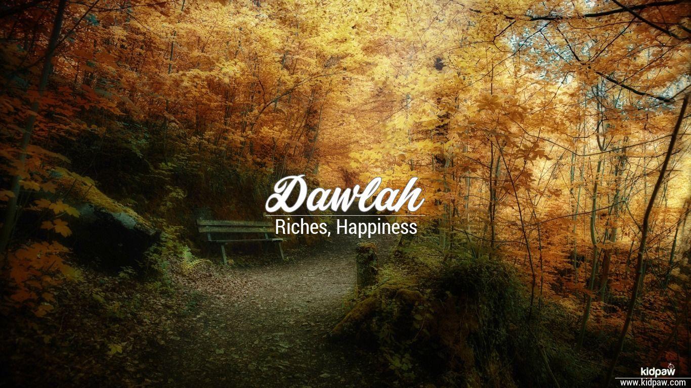 Dawlah beautiful wallper