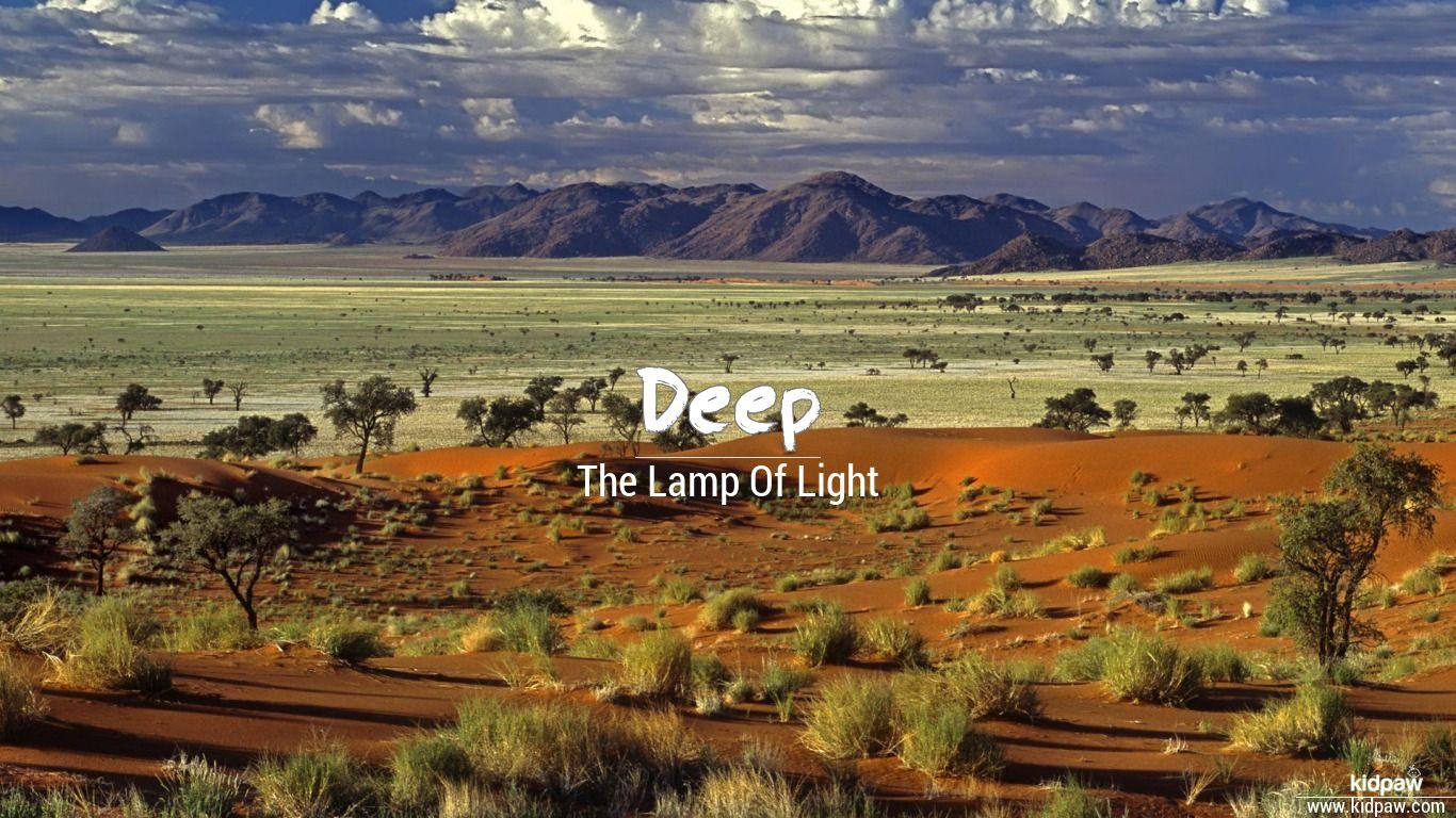 Deep beautiful wallper