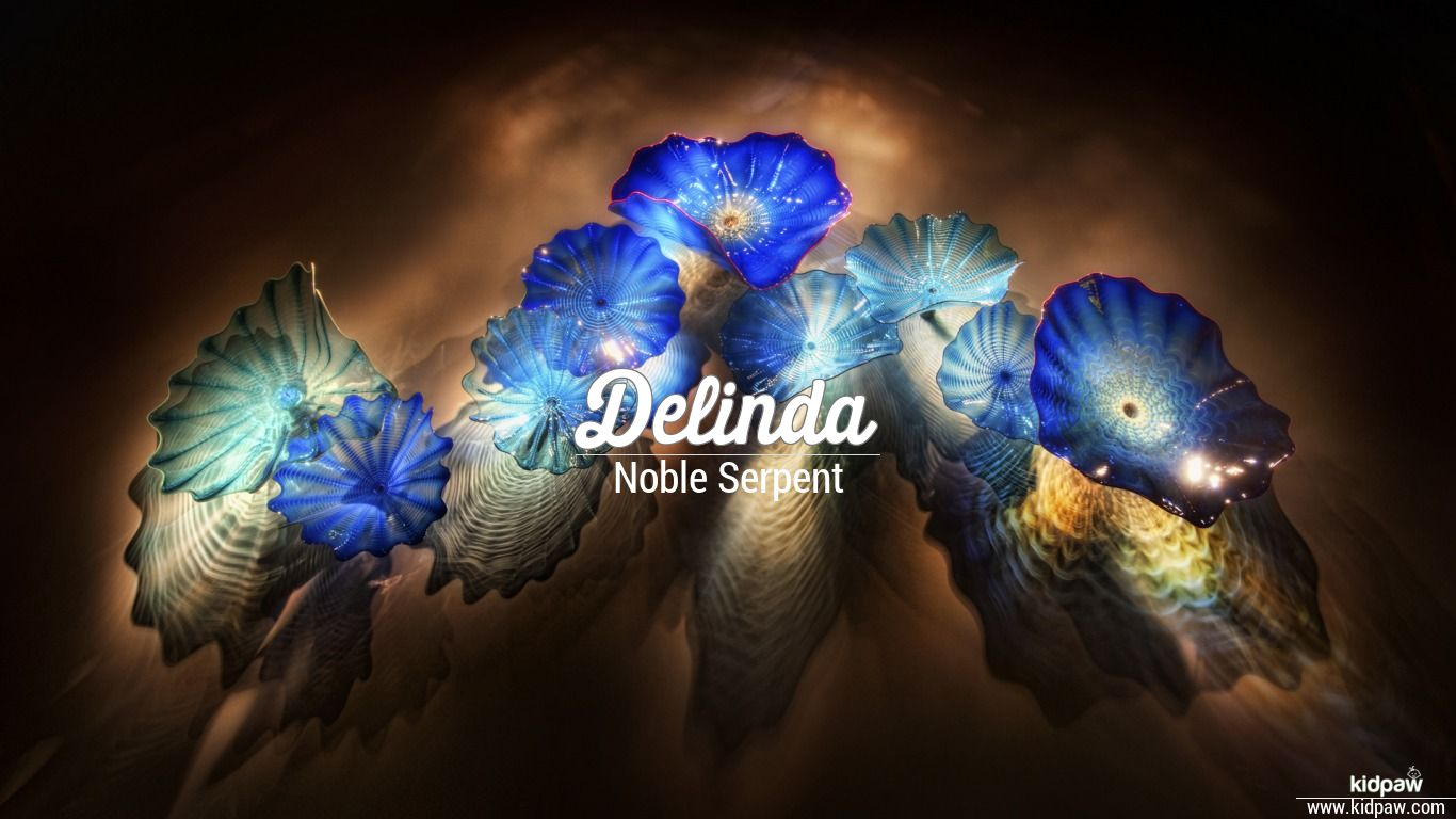 Delinda beautiful wallper