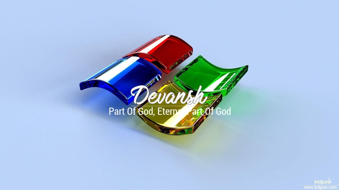 of name devansh