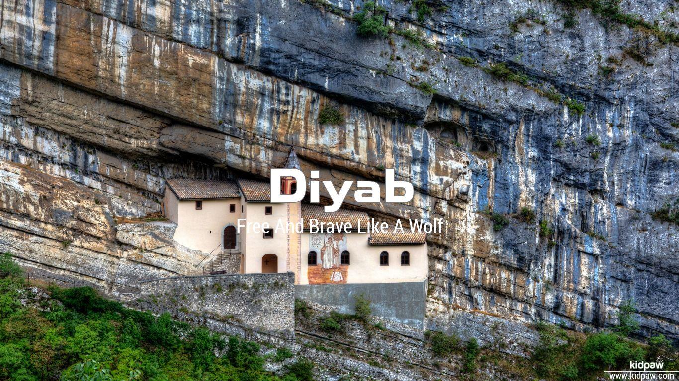 Diyab beautiful wallper