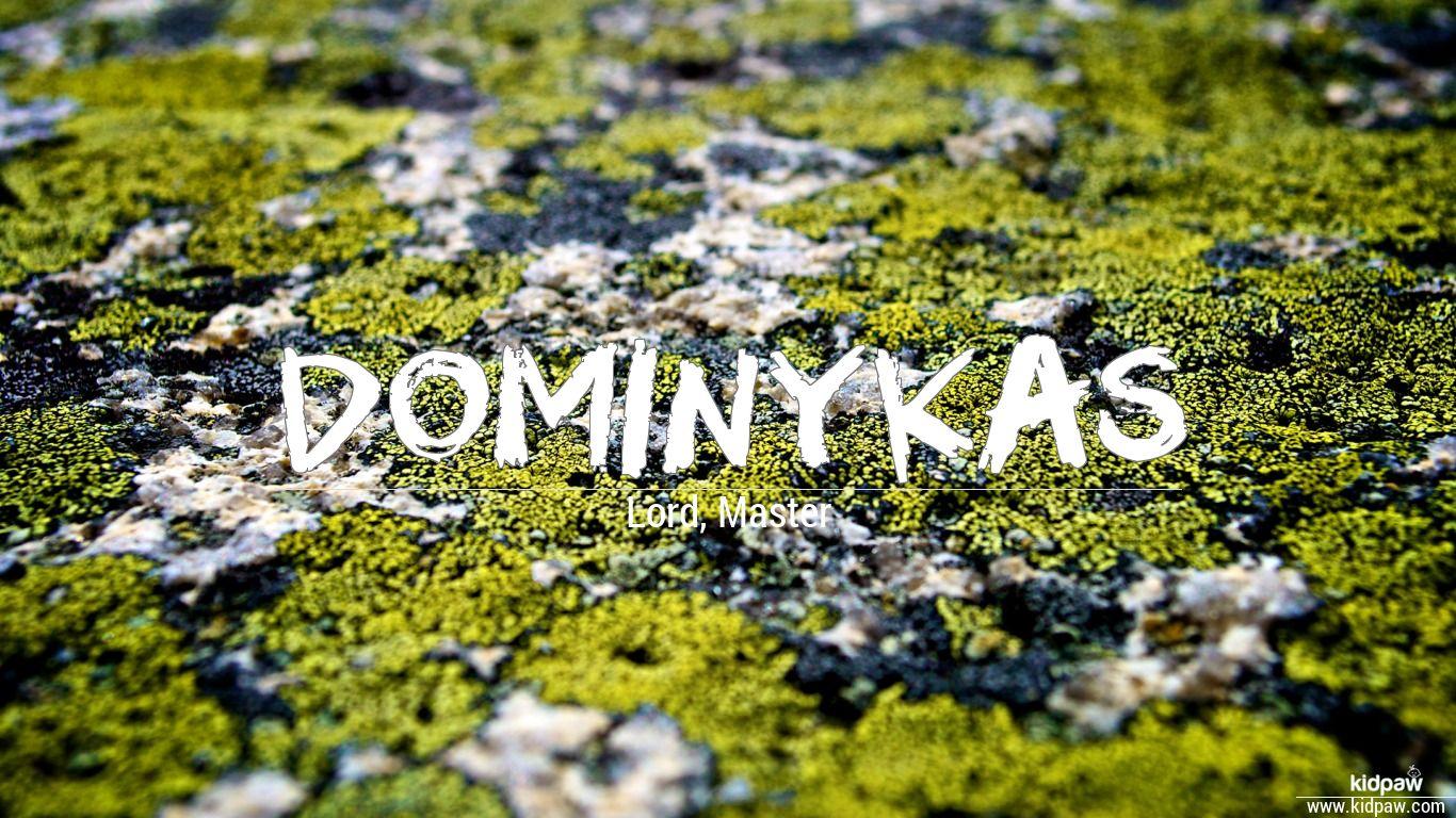 Dominykas beautiful wallper
