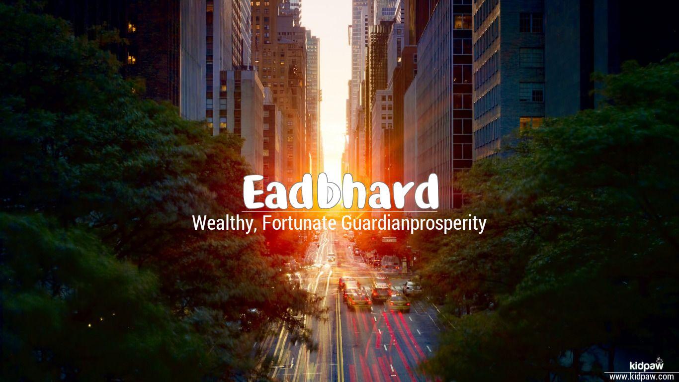 Eadbhard beautiful wallper