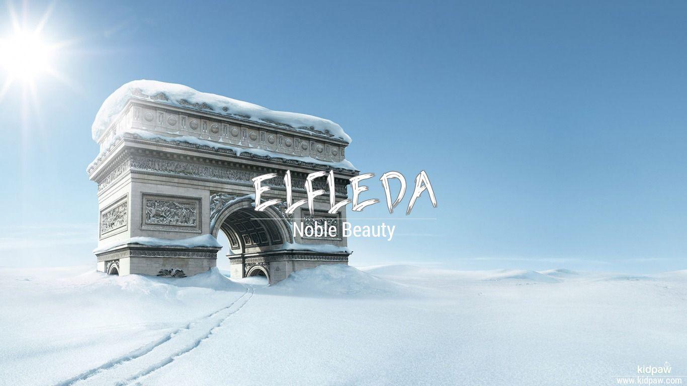 Elfleda beautiful wallper