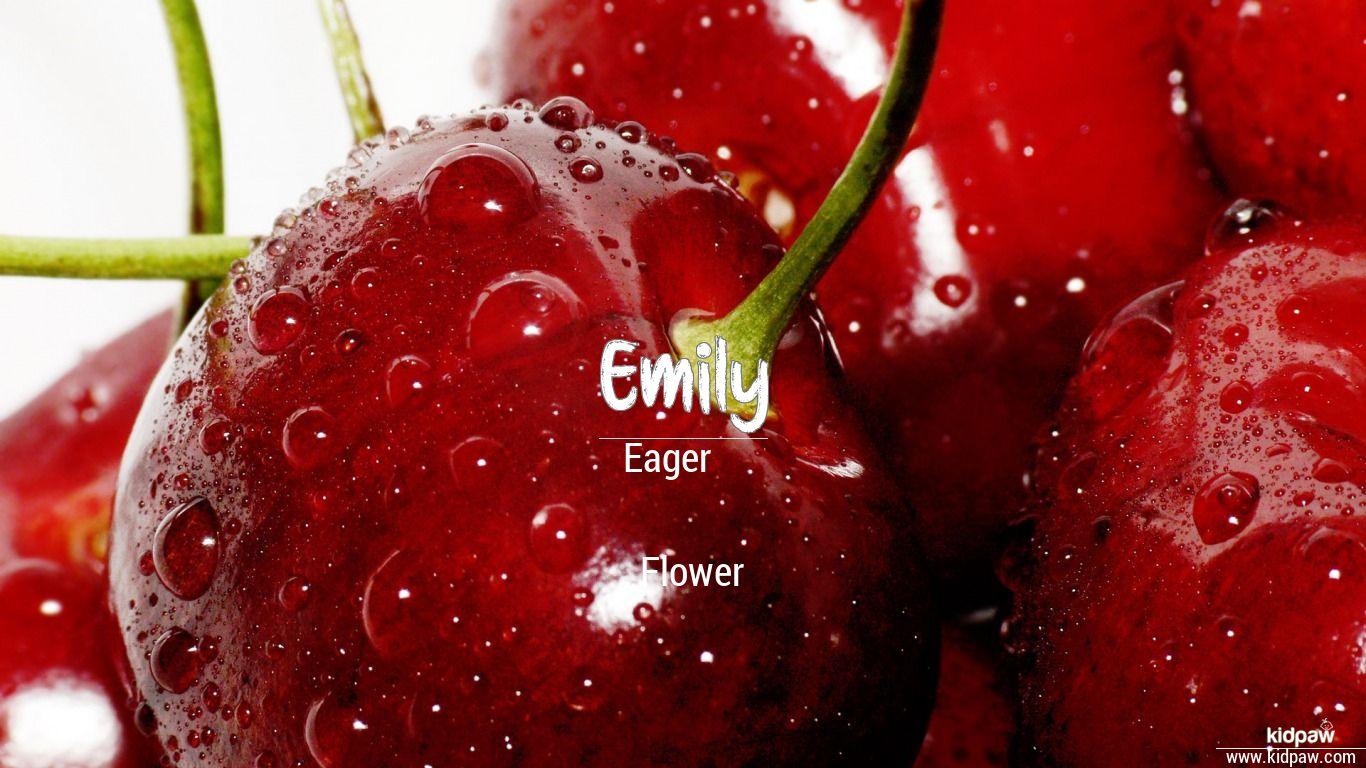 Emily Name Wallpaper Beautiful Wallper