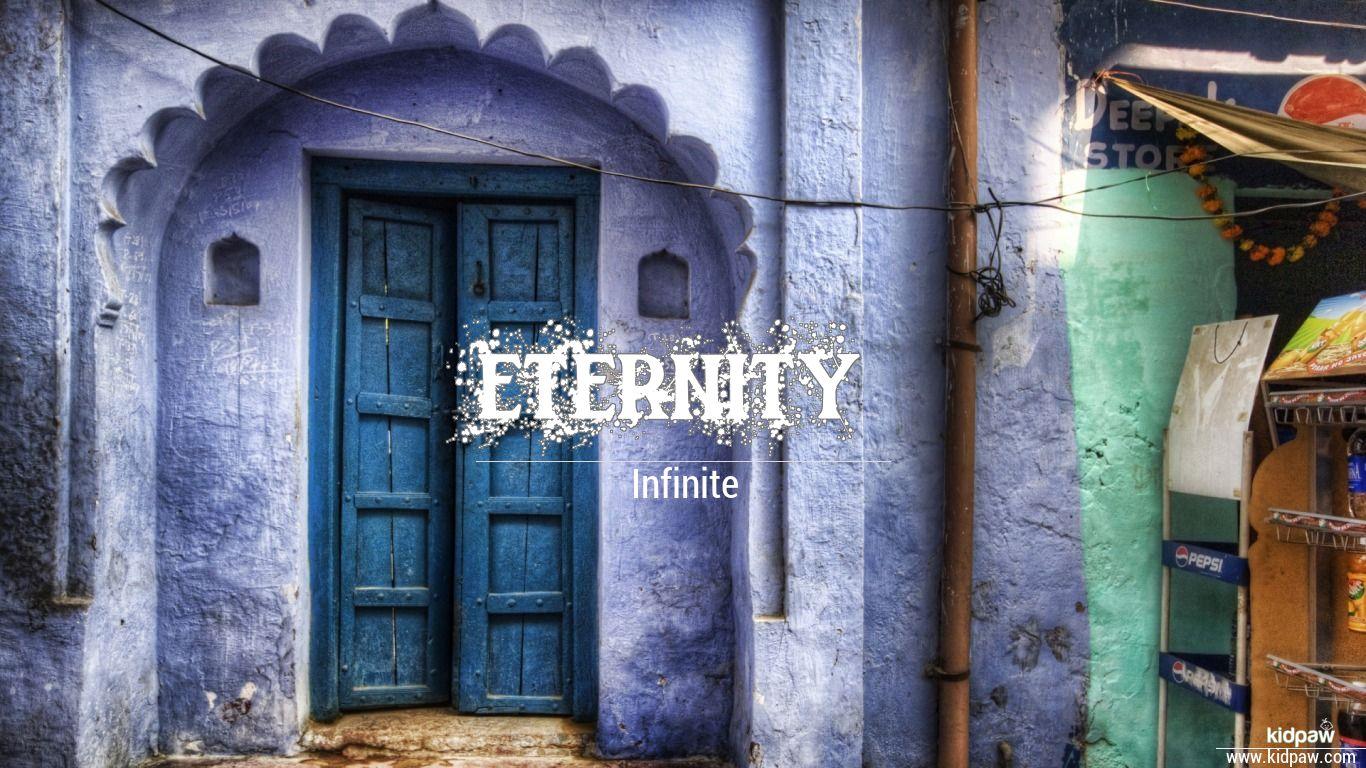 Eternity beautiful wallper