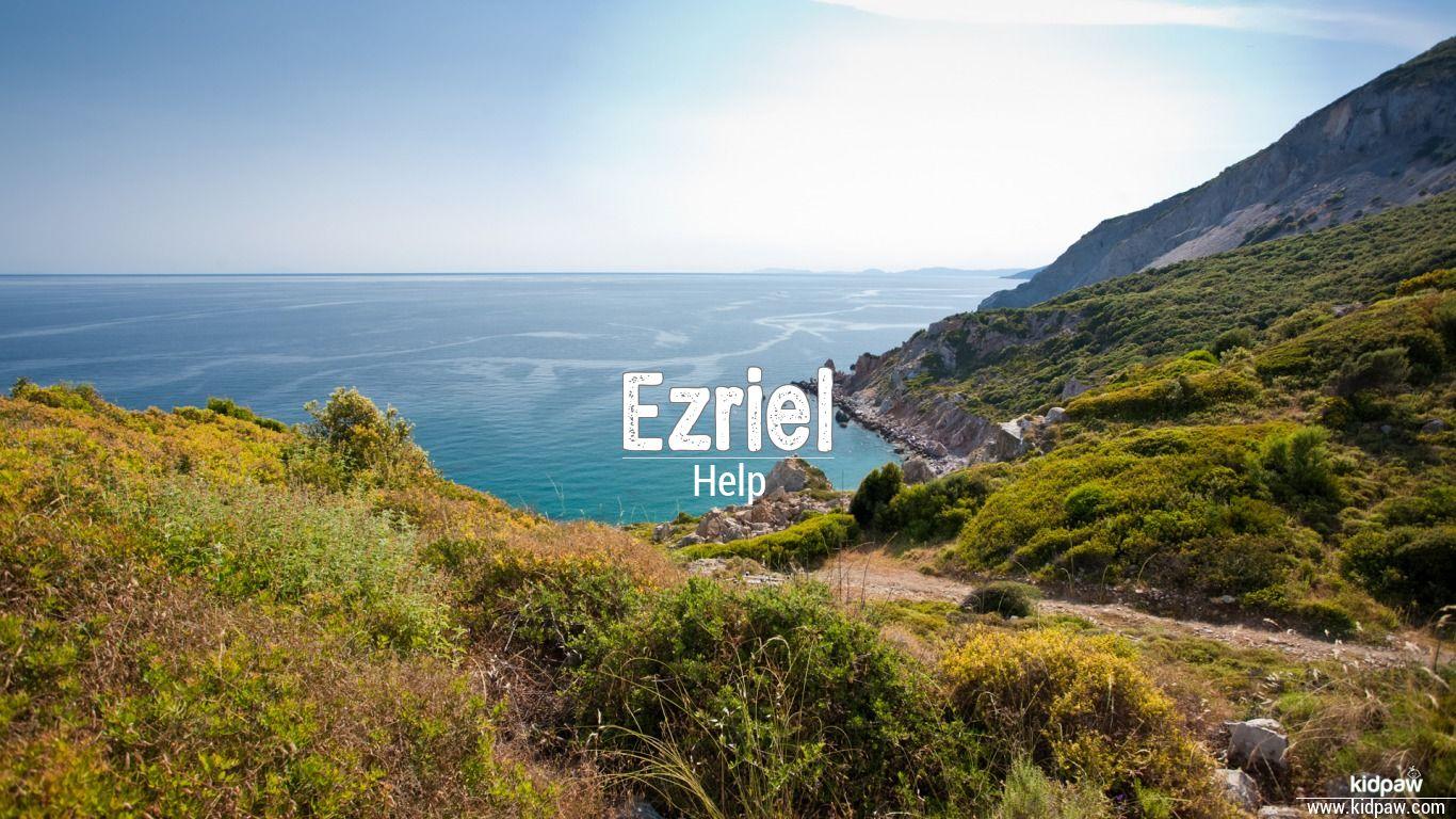 Ezriel beautiful wallper