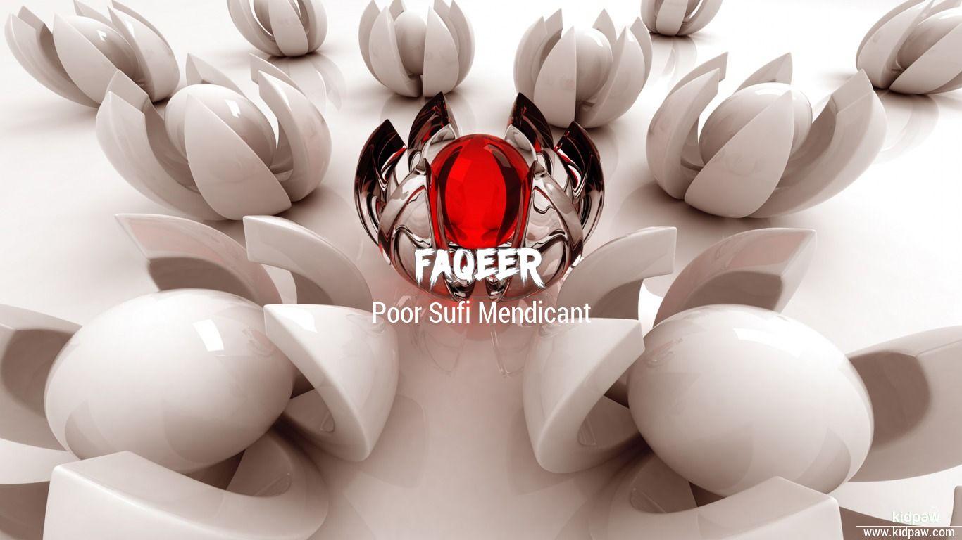Faqeer beautiful wallper