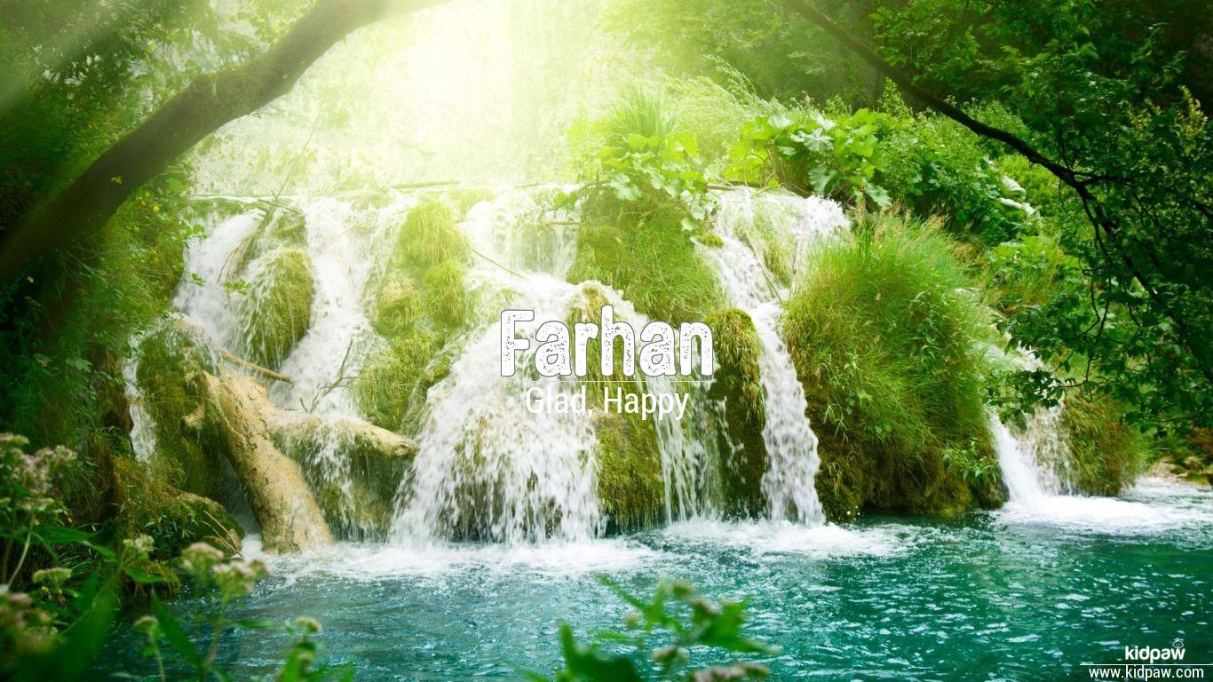 Farhan beautiful wallper