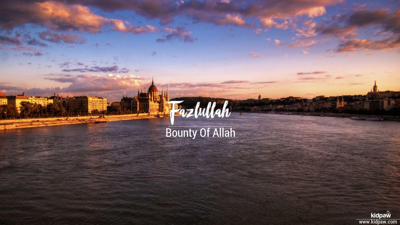 Fazlullah beautiful wallper