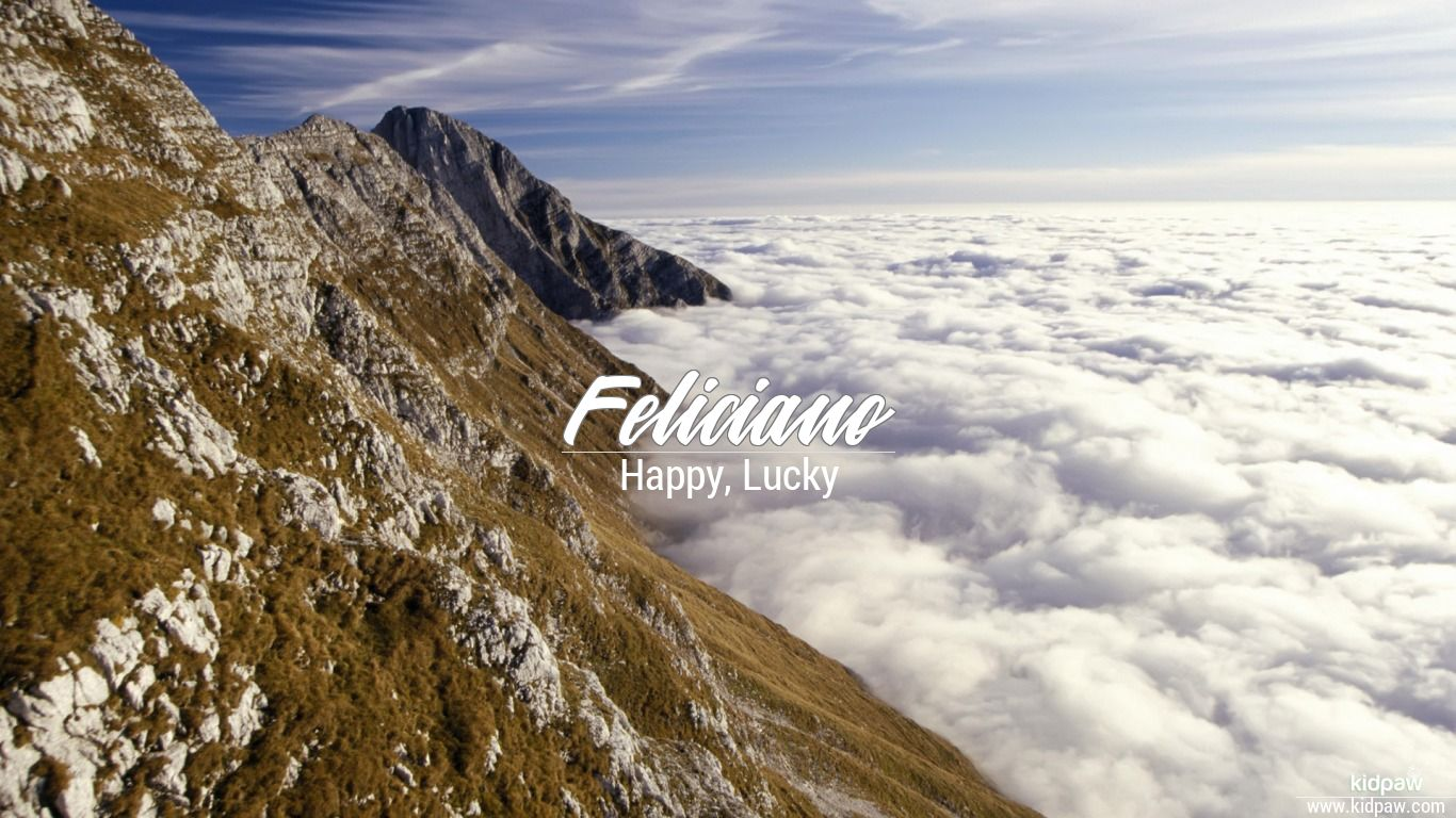 Feliciano beautiful wallper