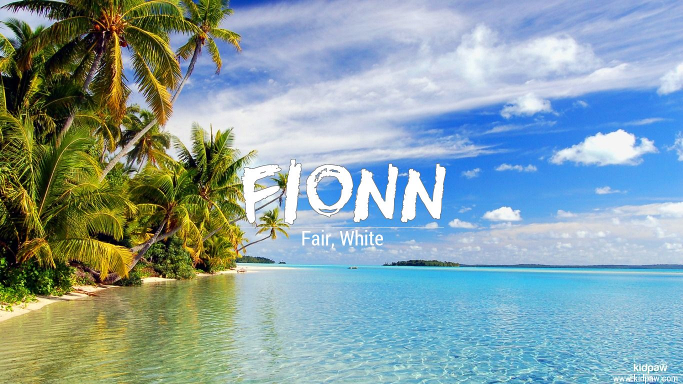 Fionn beautiful wallper