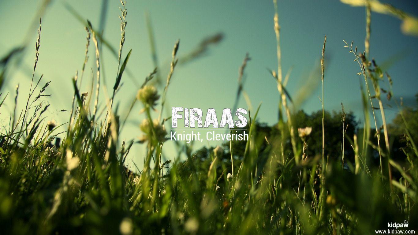 Firaas beautiful wallper