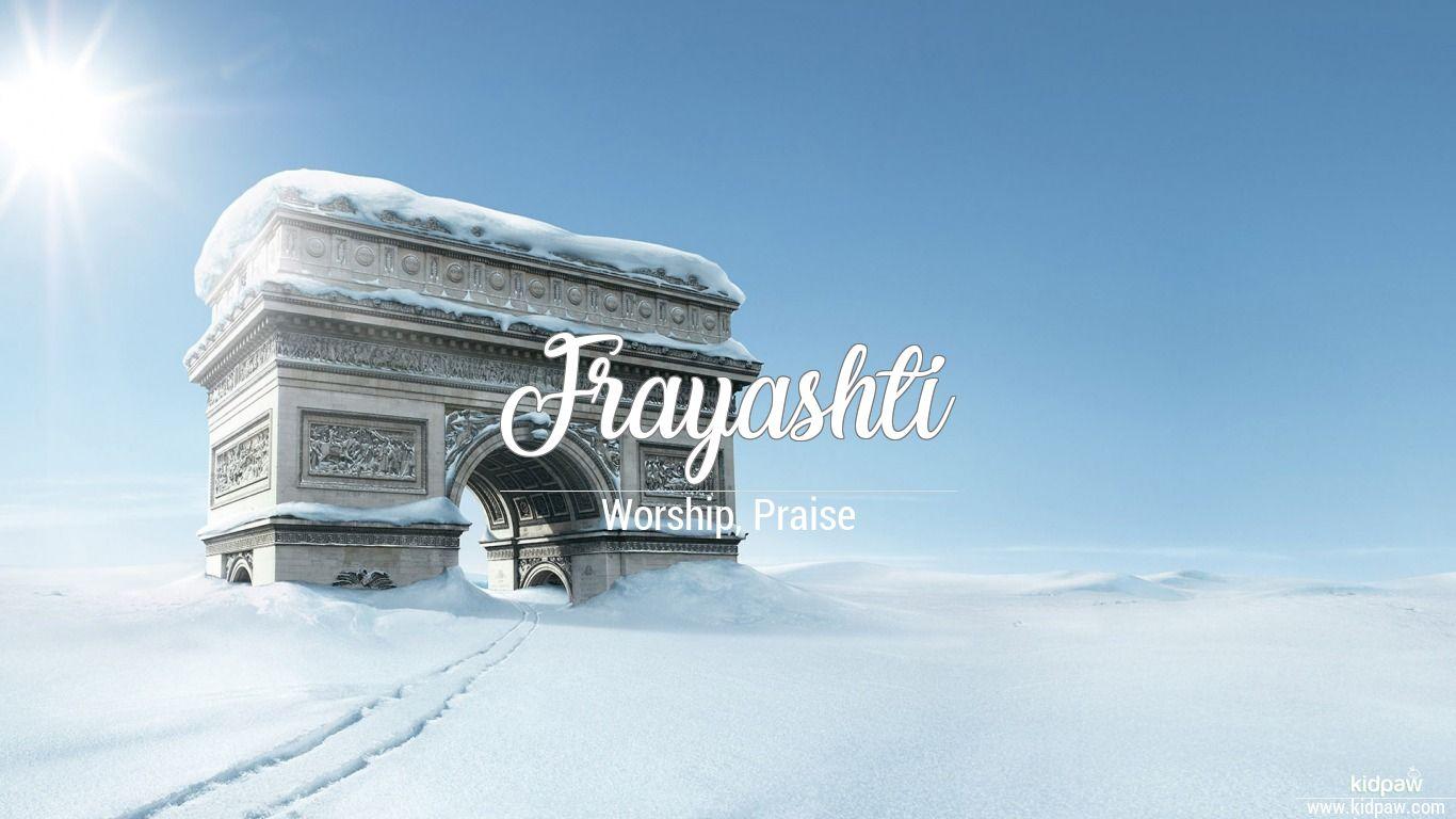 Frayashti beautiful wallper