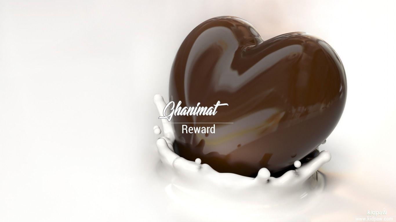 Ghanimat beautiful wallper