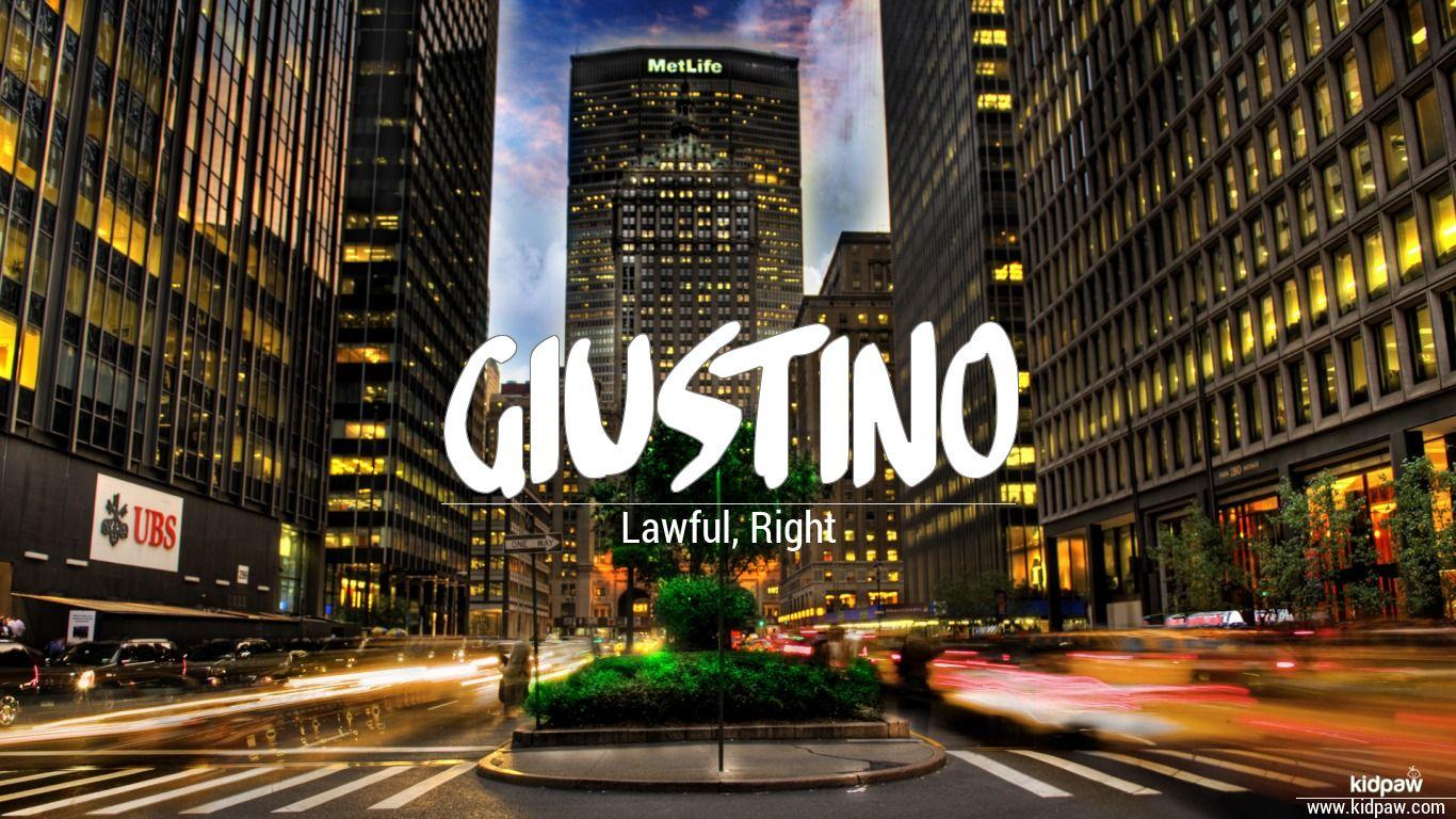 Giustino beautiful wallper
