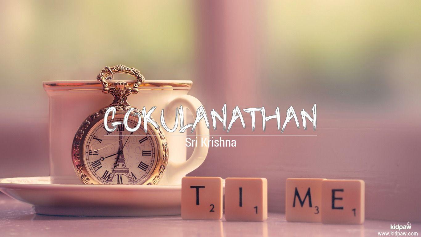 Gokulanathan beautiful wallper