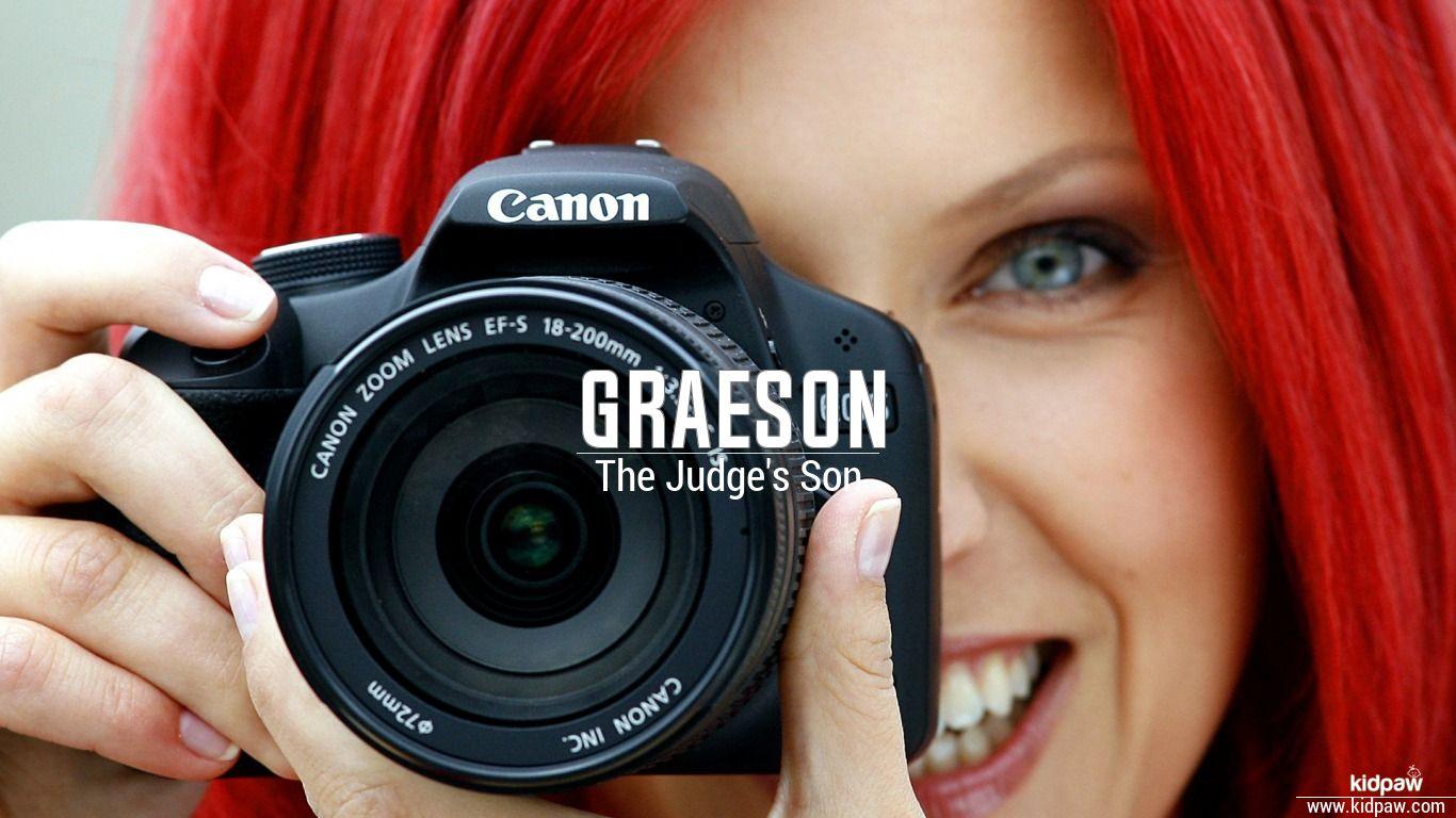 Graeson beautiful wallper