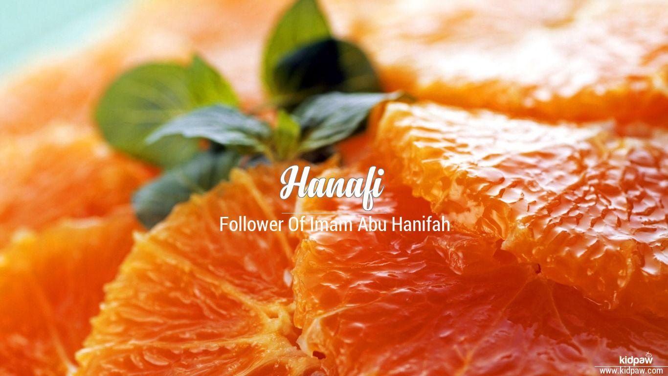 Hanafi beautiful wallper