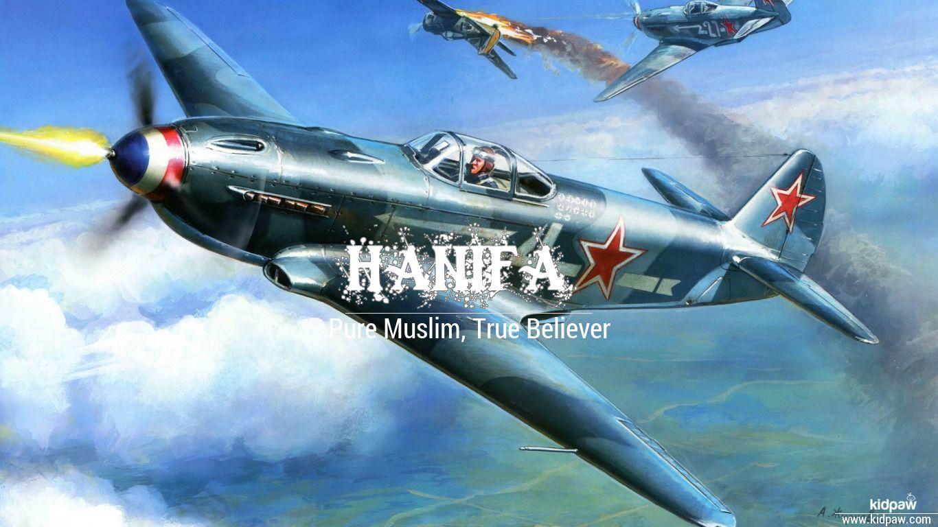 حنیفہ | Hanifa Name Meaning in Urdu, Arabic names for Girls