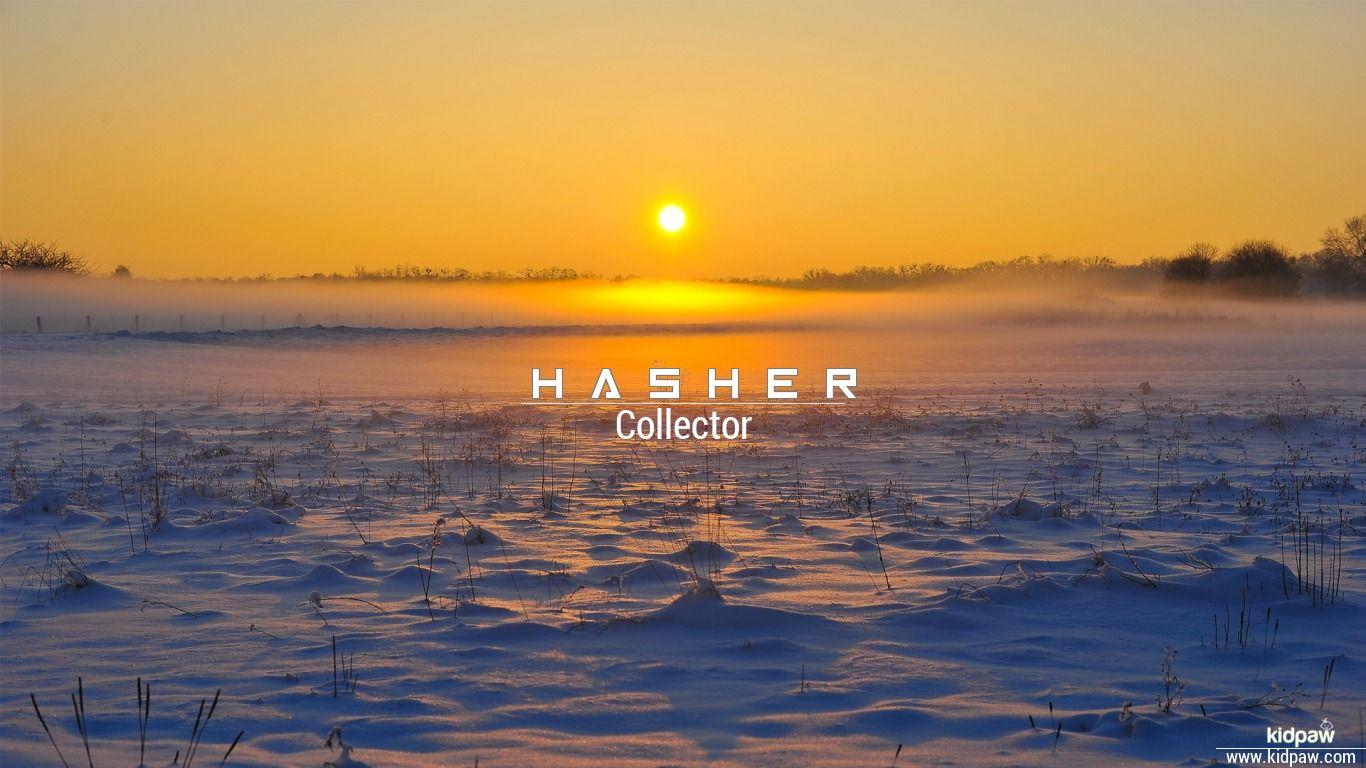 Hasher beautiful wallper