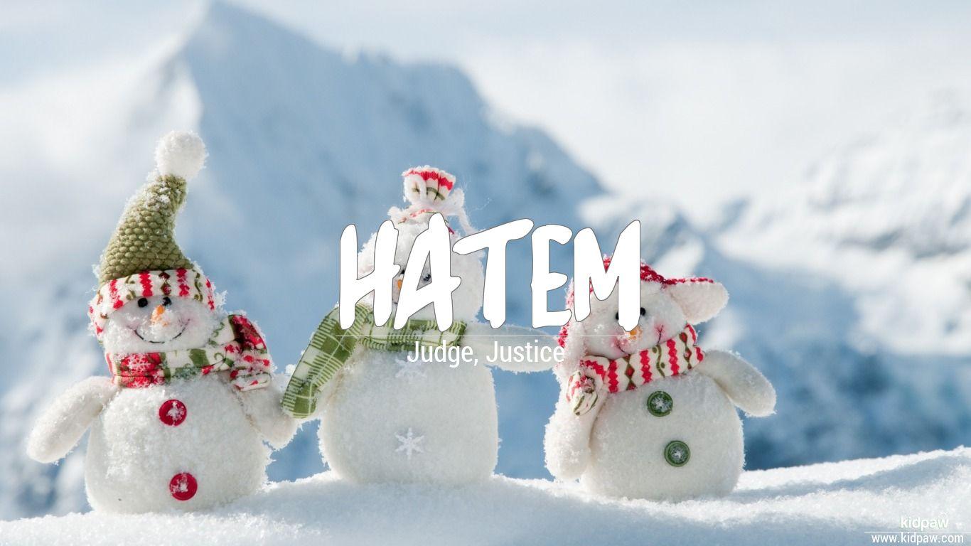 Hatem beautiful wallper