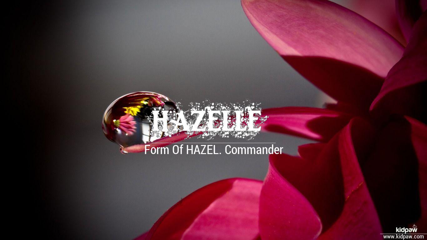 Hazelle beautiful wallper